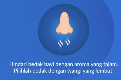Amankah Penggunaan Bedak Tabur Bayi